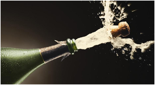 Champagne Under Pressure