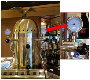 LaCimbali Coffee Machine