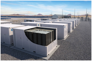 Grid-scale Energy Storage System unveiled by GE Power in 2018