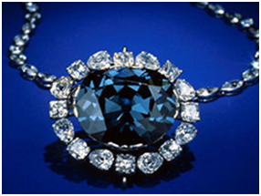 The Hope Diamond (Smithsonian Magazine)