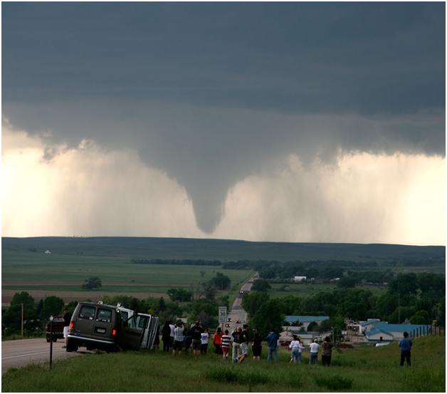 Tornado (National Center for Atmospheric Research (NCAR))
