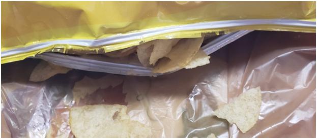 Air Pressure in a Chip Bag