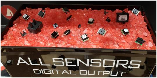All Sensors Corporation Low and Ultra-Low Pressure Sensors
