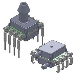 All Sensors Corporation's ELV Series Pressure Sensors